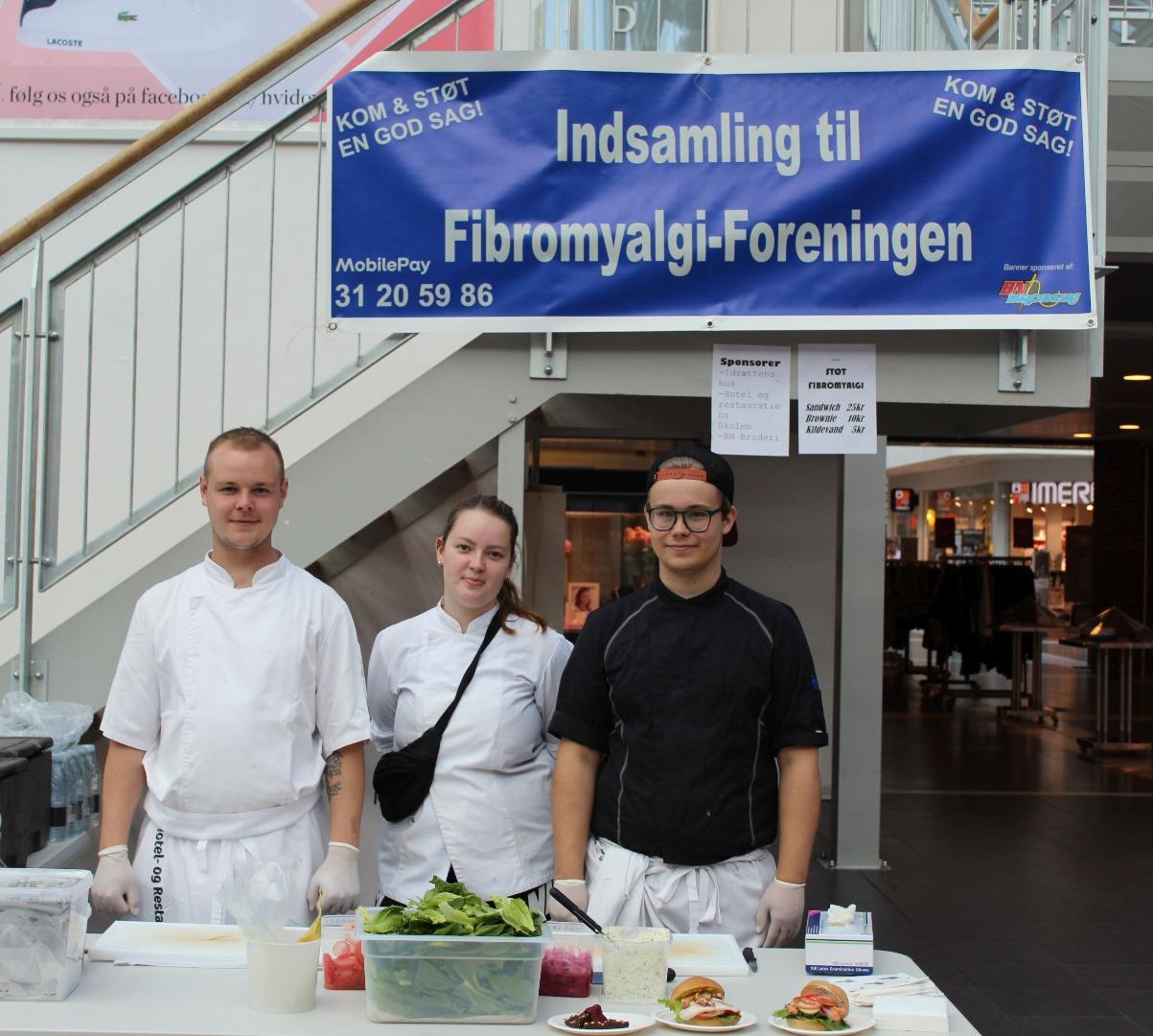 Mad-event i fibromyalgiens navn | Dansk Fibromyalgi-Forening
